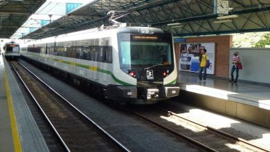 """Reportan """"incidente con una persona en la vía"""" en el Metro de Medellín"""