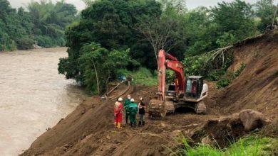 Rescatan cuerpo de mineros atrapados en Caldas