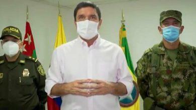 """Bucaramanga no será militarizada"" alcalde Juan Carlos Cárdenas"