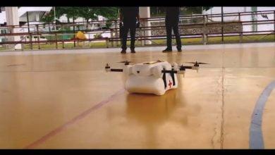 En Barranquilla entregarían medicamentos con drones