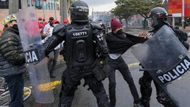 """La ONU condena """"uso excesivo de la fuerza"""" en Colombia durante Paro"""