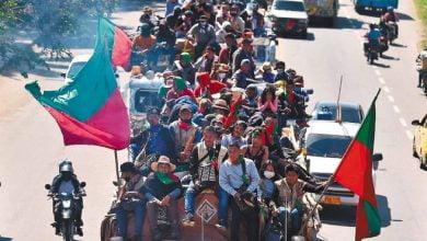 Minga Indígena continuará protestando en sus territorios