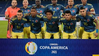 Colombia enfrentará a Uruguay