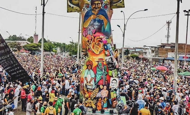 Colombia. Relato: ¡Nadie los ha olvidado, muchachos! – Kaos en la red