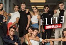 Élite 4 se estrenó en Netflix