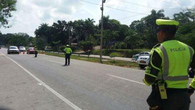 muerte de dos personas durante procedimiento policial