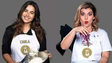 Peleas en Máster Chef Celebrity Colombia