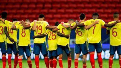 Colombia vs Perú