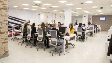 unisono multinacional española ofrece trabajo remoto