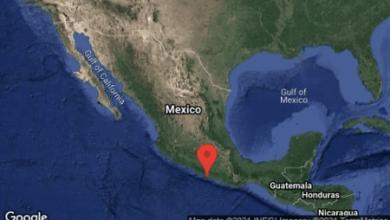 Se registró un fuerte sismo de magnitud 7,1 en Ciudad de México