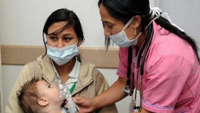 infecciones respiratorias en Colombia